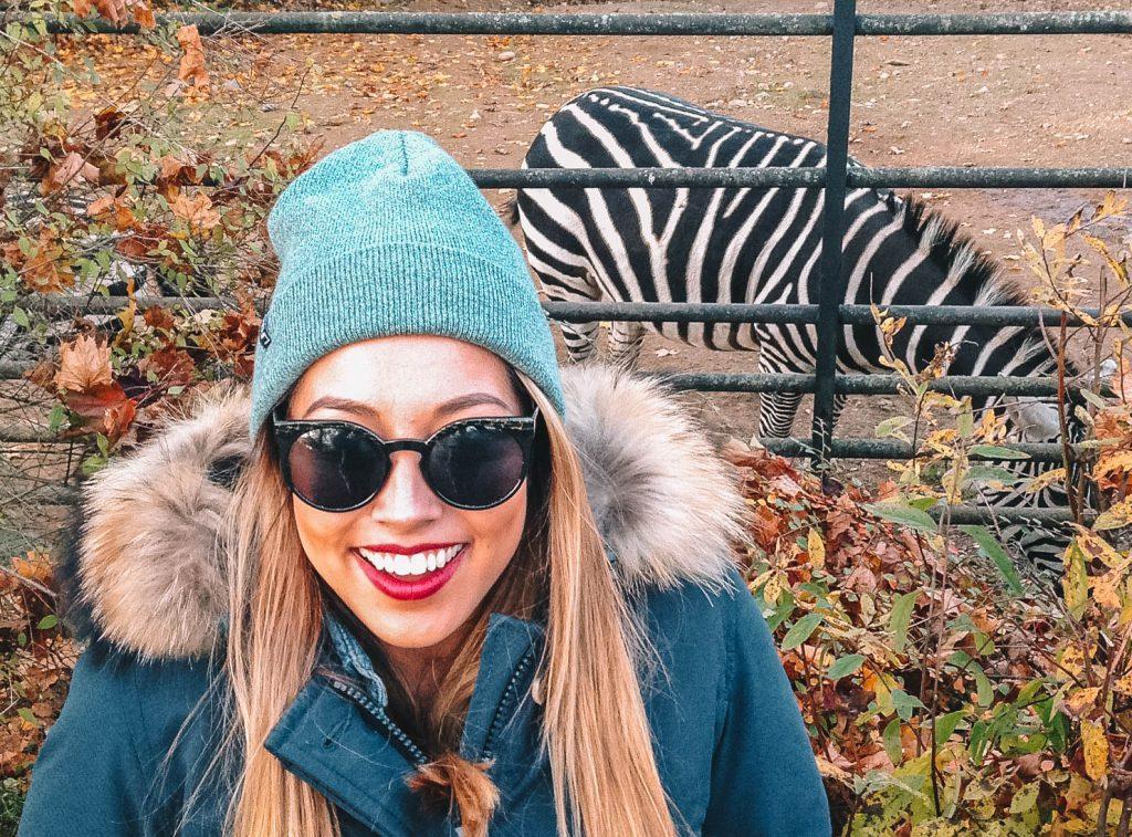 De dierentuin van Praag