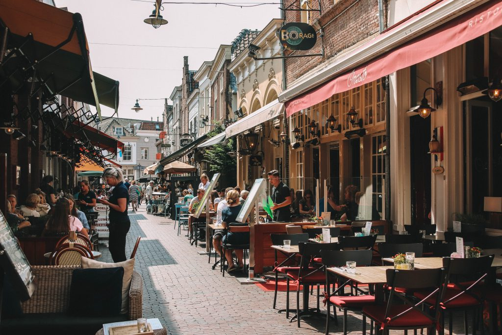 De Korte Putstraat