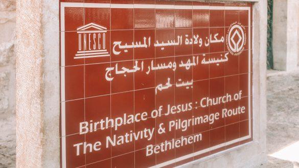 Geboortekerk Jesus