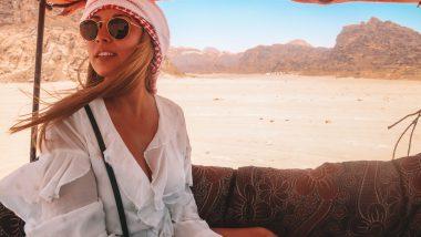 Jeep Safari Beyond Wadi Rum
