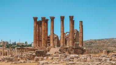 Romeinse Ruïnes van Jerash