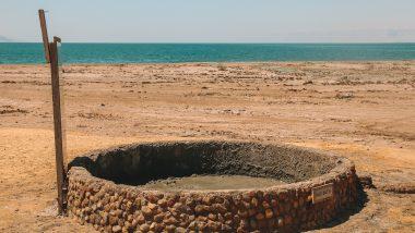 Modderbad Dode Zee