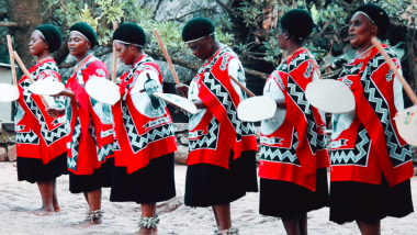 Swaziland dans