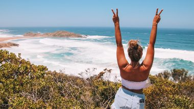 Plettenbergbaai - Reisroute Zuid-Afrika