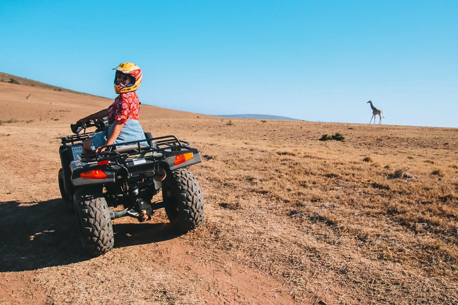 Mosselbaai - Reisroute Zuid-Afrika