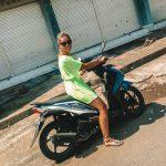 Scooter huren Indonesië