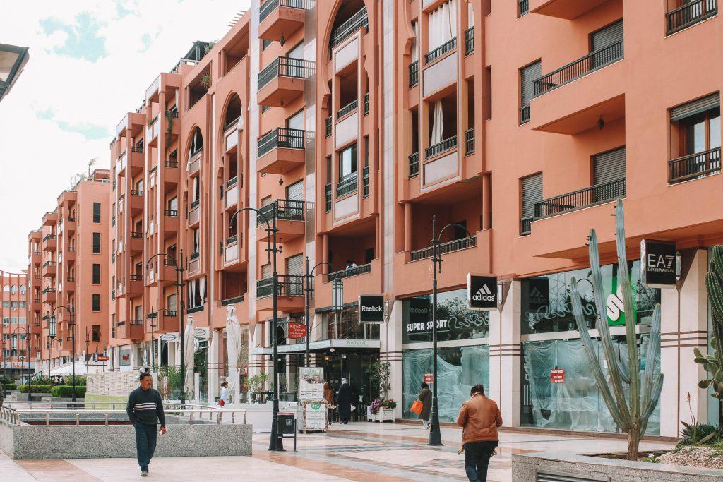 Guéliz – Modern Marrakech