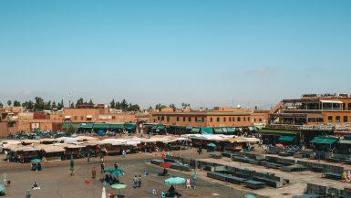Beste Reistijd Marrakech