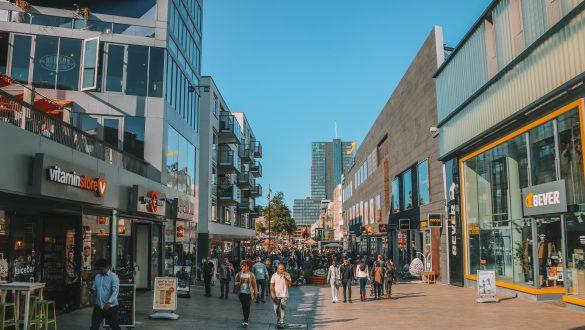 Winkelen Almere Centrum