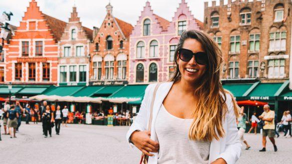 Grote Markt van Brugge