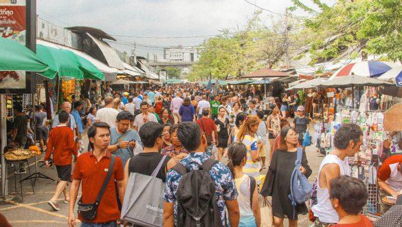 De Chatuchak Weekend Market
