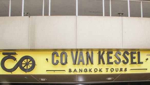 Co van Kessel Tour