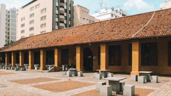 The Dutch Hospital Colombo