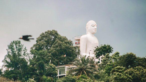 Bahiravokanda Vihara Boeddhabeeld