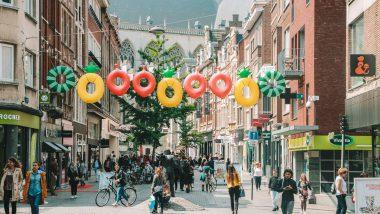 Winkelen in de Diestsestraat & de Bondgenotenlaan