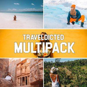 TRAVELDICTED Multipack