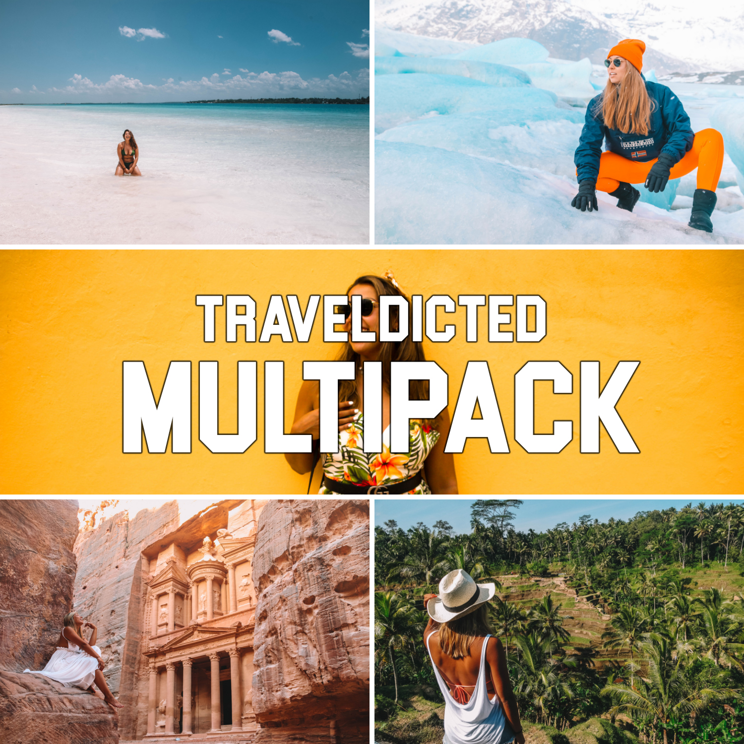 TRAVELDICTED Multipack