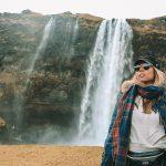 Seljalandsfoss waterval IJsland