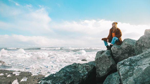 Diamond Beach IJsland