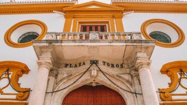 Plaza del Toros Ingang