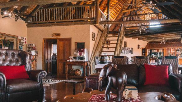 verblijf in Hartenbos Private Game Lodge