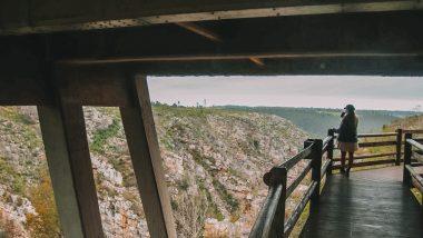 Storms River Bridge (Paul Sauer Bridge)