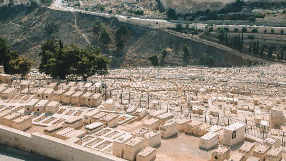Tempelberg, Rotskoepel en de Al-Aqsamoskee