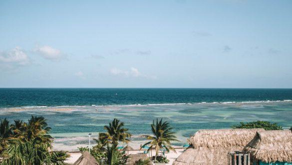Mahahual Yucatan Mexico
