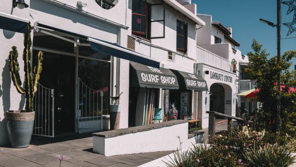 Winkelen in Main Street