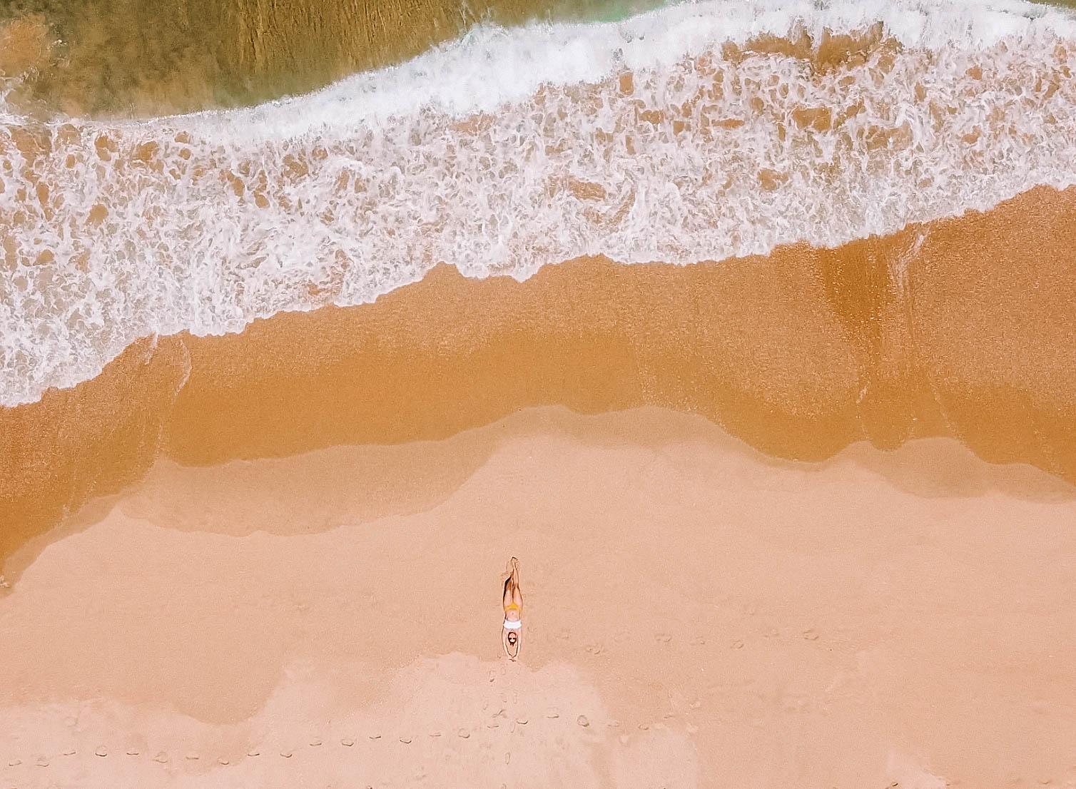 Keurboom Beach bij Keurboomstrand