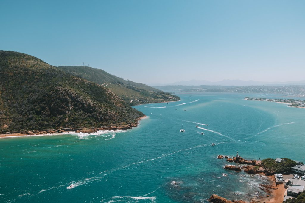 Knysna East Head View Point