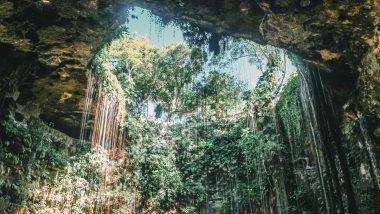 Ik Kil Cenote Vallodolid