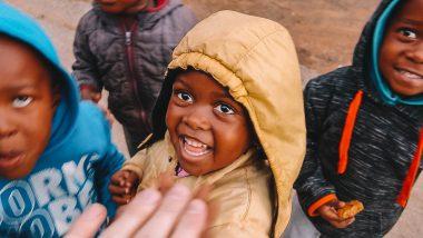 Soweto kinderen