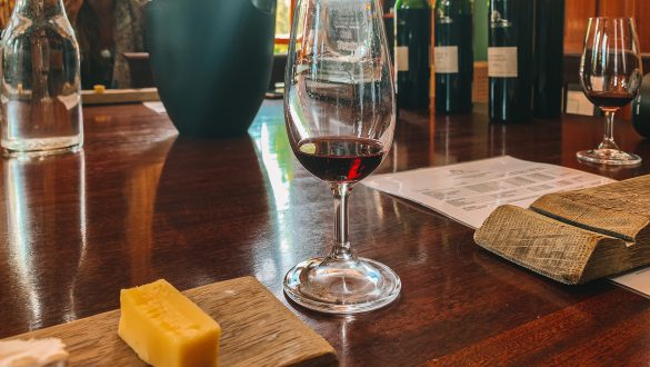 Mitre's Edge - Stellenbosch wijntoer