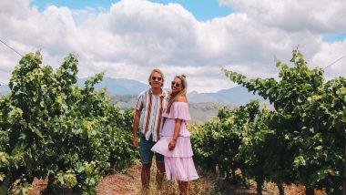 Chamonix Franshhoek wijntour