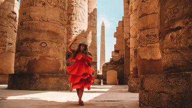 Tempel van Amon - Karnak