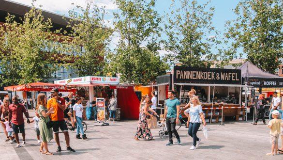Zaterdagmarkt Enschede