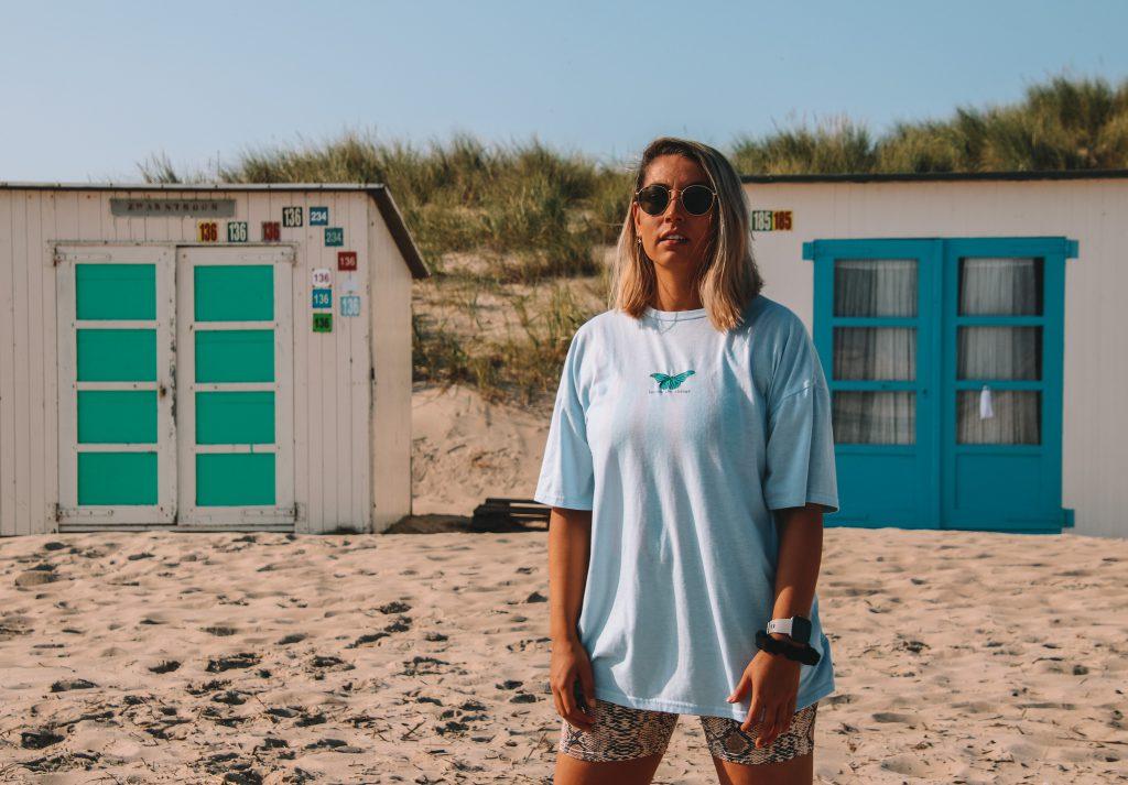 Strand Kaap Noord Texel