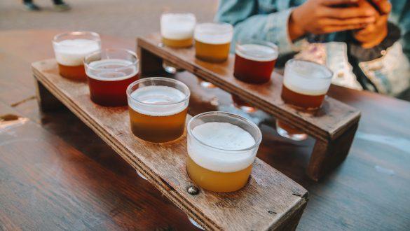 Bierproeverij Texelse Bierbrouwerij