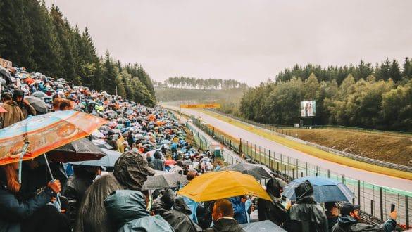 Spa-francorchamps Formule 1 Bronze