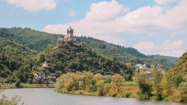 Reichsburg of Cochem