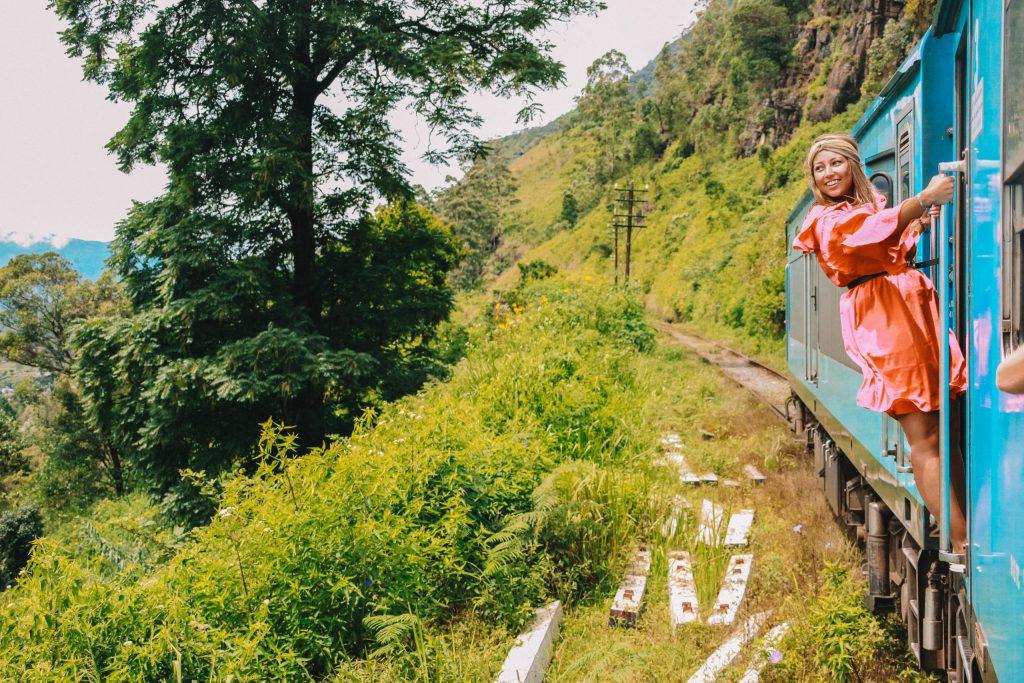 Train ride Ella Kandy