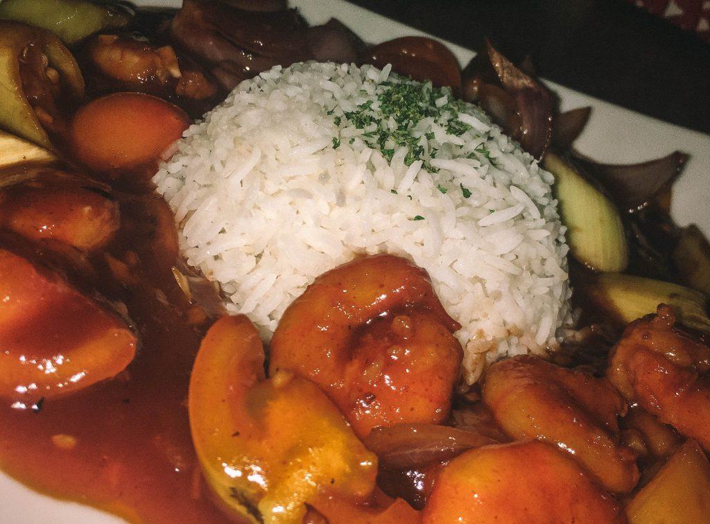 Devilled Rice - Food Sri Lanka