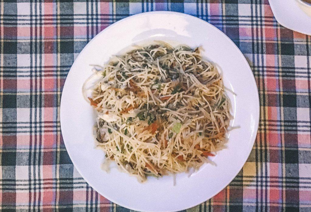 Noodles Food and drinks Sri Lanka