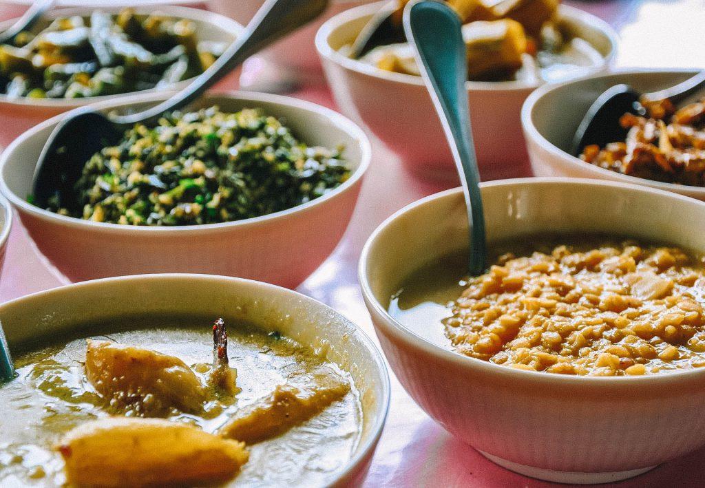 Curry food and drink Sri Lanka