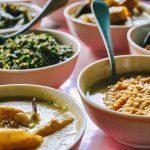 Curry food and drinks Sri Lanka