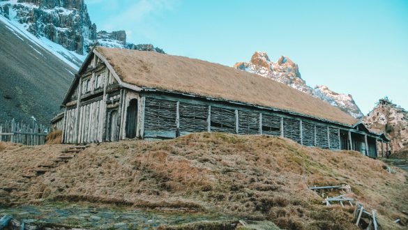 Viking Village filmset