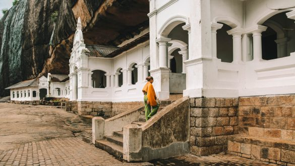 Cave Temple – Dambulla
