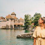 Castle of Chillon Switzerland