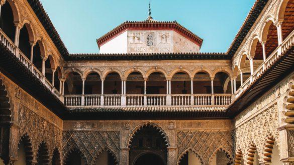 Real Alcázar Seville